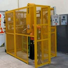 Adequação de máquinas industriais nr12
