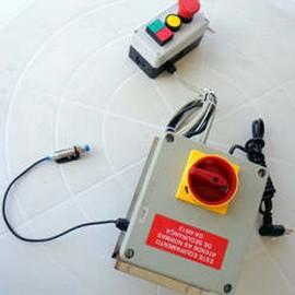 Dispositivos de segurança nr12 sp