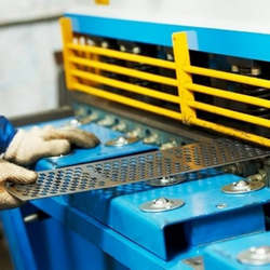 Proteções de máquinas e equipamentos nr