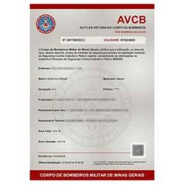 Regularizações de avcb