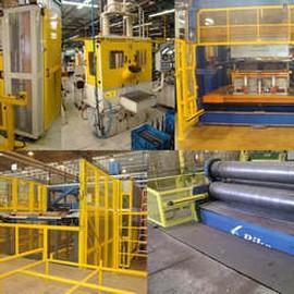 Empresa de adequação de máquinas nr12