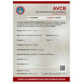 Laudos técnico avcb