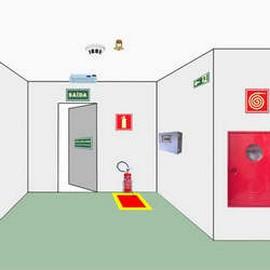 Laudos técnico para sistema de prevenção e combate a incêndio