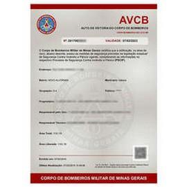 Obtenções de avcb
