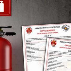 Fazer renovação avcb bombeiros